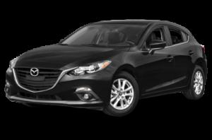 Mietwagen Mazda 3 Sedan Automatik Autovermietung Red Line Rent a Car El Hierro