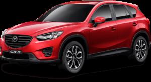Mazda CX5 Automatik GPS - El Hierro Car Rental
