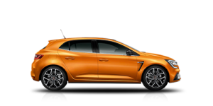 Renault Megane Automatic - El Hierro Car Rental