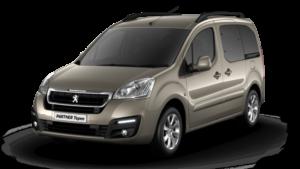Peugeot Partner GPS - Red Line a Car - Car Rental.
