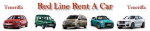 Mietwagen Teneriffa - Autovermietung Red Line Rent a Car Teneriffa. Tenerife Car Rental.