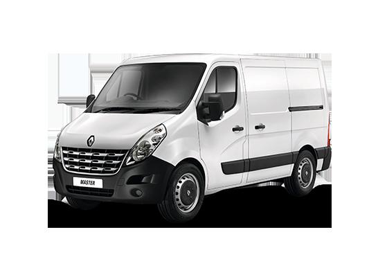 Mietwagen Renault Master Cargo - Autovermietung Teneriffa - Red Line Rent a Car