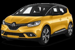 Mietwagen Renault Scenic Automatik - Autovermietung Teneriffa. Red Line Rent a Car Tenerife.
