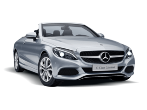 Luxus Cabrio Mietwagen Mercedes C Cabrio Automatik Autovermietung Teneriffa - Car Rental Tenerife