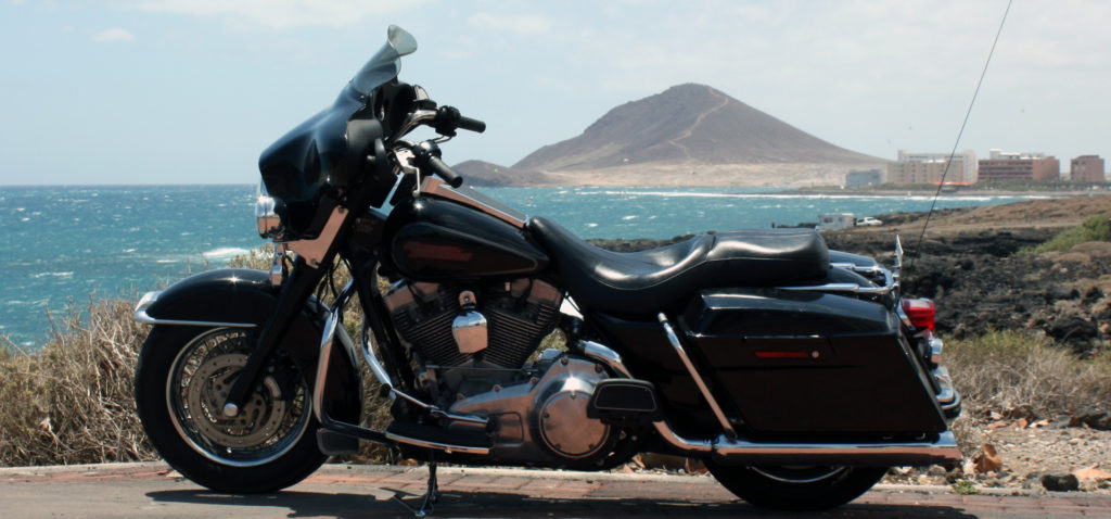 Harley-Davidson Vermietung Teneriffa HARLEY-DAVIDSON Electra Glide