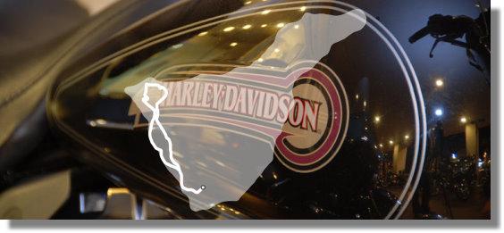 Geführte Harley-Davidson Tour Masca