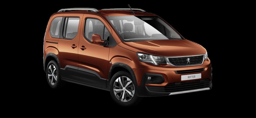 Mietwagen Teneriffa Peugeot Riffter GPS