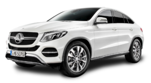 Mietwagen Teneriffa Mercedes GLE Coupe Automatik