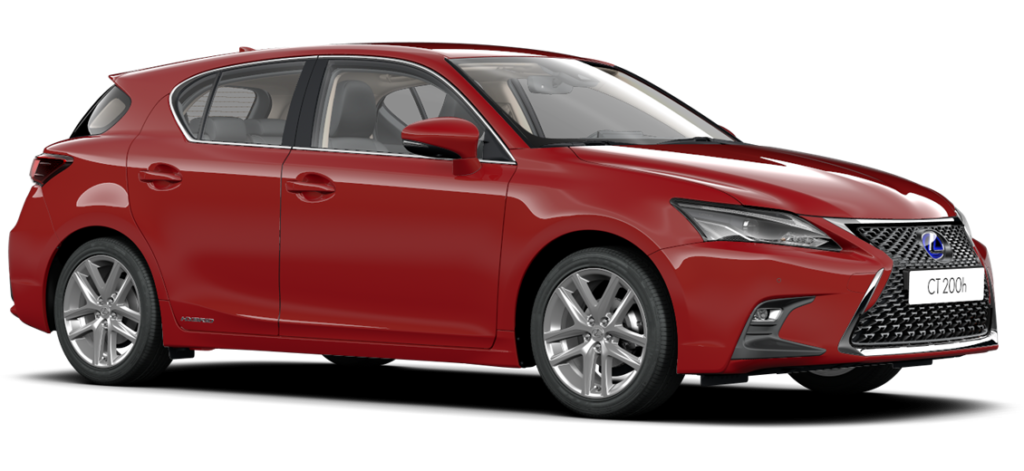 Lexus CT Hybrid Automatic