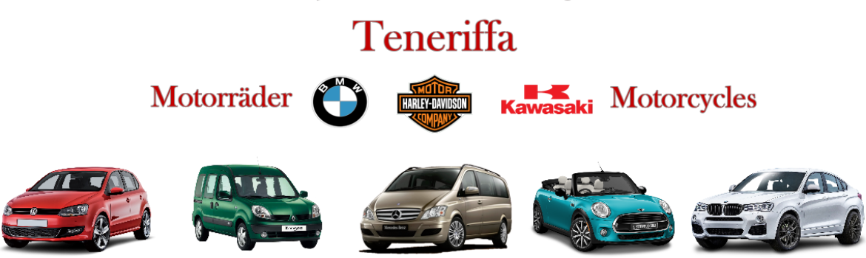 Car Rental Tenerife. Car Hire Tenerife. Motorcycle Rental Tenerife. Harley Davidson Rental Tenerife