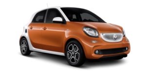 Car rental Tenerife - Smart Forfour