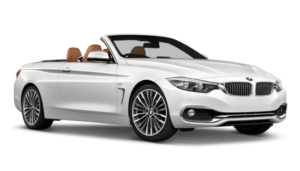 Car rental Tenerife special offer BMW 4 Cabrio Convertible