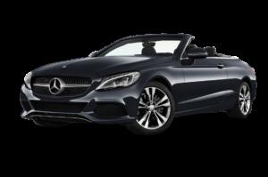 Car rental Tenerife special offer Mercedes C Cabrio Convertible