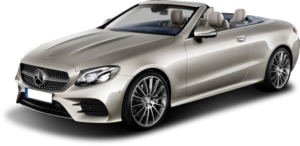 Car rental Tenerife special offer Mercedes E Cabrio Convertible