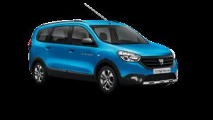 Car rental Tenerife special offer Dacia Lodgy 7 pax