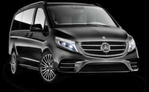 Mercedes V Automatic 8 pax - Red Line Rent a Car