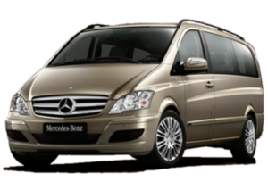 Mercedes Vito Automatic 9 pax - Red Line Rent a Car