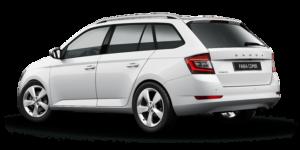 Car rental Tenerife special offer Skoda Fabia